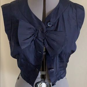 Jackets & Blazers - Vintage Hand Made Vest